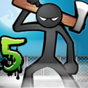 Anger of stick 5 : zombie APK Download