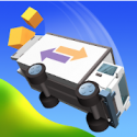 Crash Delivery! Destruction & smashing flying car! Direct apk download