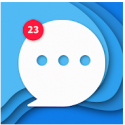 Messenger Home - SMS Widget and Home Screen Direct Apk Download
