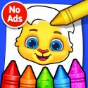 Coloring Games: Coloring Book, Painting, Glow Draw APK Download