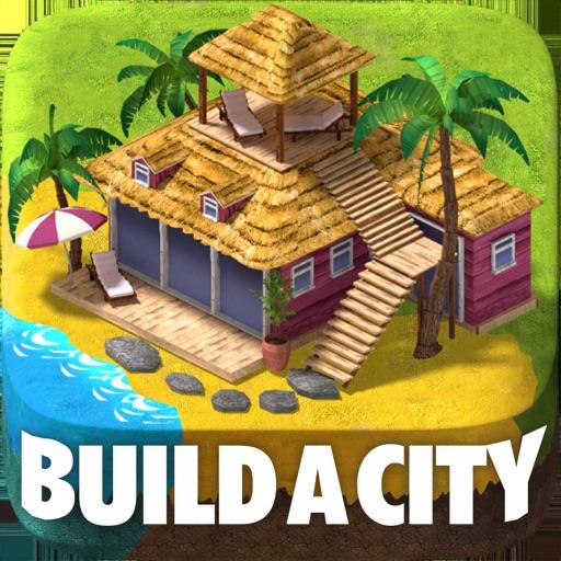 Town Building Games: Tropic City Construction Game APK Download