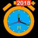 Alarm Clock & Timer & Stopwatch & Tasks & Contacts 5.7 APK Paid
