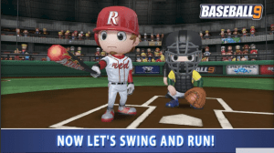 Enjoy fast-paced, realistic baseball games with compact gameplay and informative statistics.  Play Baseball Nine to become the Legend League Champion!  Game features - Slim and fast gameplay! - Casual character and serious game mechanics! - Fun pitching and fielding like batting! - You can play base running manually! - Extensive player stats! - Improved autoplay with player selective automation, innings, observation and quick results. - Rename, gear up and customize your players! - Offline mode available!  ★ Fast, compact gameplay! - Enjoy a fast-paced game experience. - Hit huge dinners and get thrilling strikeouts. - Games, innings, and specialized auto functions provided by the player!  Real Enjoy realistic baseball! - Gameplay experience with realistic baseball rules. - Simulated results based on real game statistics.  Recruit Ro and develop your roster! - Develop them by recruiting players and raising your desired stats - Equip and upgrade the skills to develop them efficiently. - Player levels to turn them into Hall of Fame.  Customize your players! - Rename them and set them as left-handed or right-handed bats or pitchers. - Change their appearance, choose body types and choose different batting and pitching speeds. - Try to equip a variety of bats, gloves and glasses to customize your player in a unique way.  Manage your team and get promoted to higher leagues! - Change the name of your team and change its symbol and uniform. - Expand to new stadiums and manage team stats. - Proceed to the postseason and win for promotion to a higher league.  Tablets Supports tablets.
