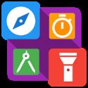 Smart Tools Compass Calculator Ruler Bar Code 1.027 APK Ad-free