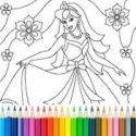 Princess Coloring Game APK Download