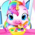 My Baby Unicorn - Magical Unicorn Pet Care Games APK Download