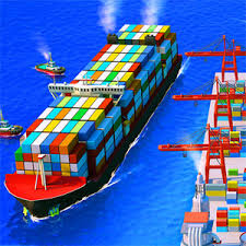 Sea Port: Cargo Ship & Town Build Tycoon Strategy APK Download