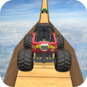 Monster Truck Stunts on Impossible Track APK Download