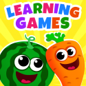 Funny Food! Kids Learning Games 4 Toddler ABC Math APK Download