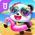 Baby Panda's Summer: Vacation APK Download