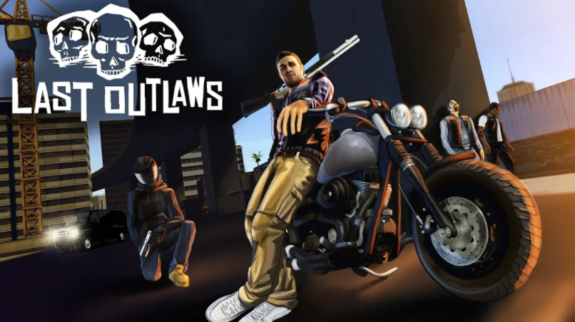 Do you love TV shows and movies about motorcycles, crime, and authentic characters? Then this outlaw biker game is exactly what you've been looking for! Last Outlaws is a free and fun mobile game that combines the popular genres of strategy, role-playing, and management in a unique way.  Set in the rough world of outlaw bikers, your mission is to run and get your motorcycle club to power. You will manage and expand your district, recruit and manage a crew of original biker characters, and equip them with a variety of firearms and skills which are available to you. When you're done, it is time for solid strategy game action! Pick the right crew, face your enemy in battle and lead your club to victory!  MANAGE YOUR CREW, FORM A MOTORCYCLE CLUB, AND RULE THE CITY!  Your home base is in a typical American urban area and features more than 20 upgradable buildings. Manage your businesses and create a constant cash flow to kickstart your biker dealings. Assign your crew to tasks, train and upgrade your bikers at the shooting range, trade for goods required for higher-level upgrades and grow a biker empire that lasts. But be aware! Dreaded motorcycle clubs like the Siren Sisters are challenging you in an exciting story mode. Battle them, defeat them, and rule the city!  GROW YOUR CREW AND COLLECT BIKER CHARACTERS  You need a good crew! Last Outlaws features over 40 authentic characters to join your motorcycle club. There are plenty of ways ranging from PVE to PVP and from solo to group content to collect them all. Your characters gain experience in combat. Train them to make them stronger and equip them with deadly weapons to raid enemy bike clubs.  COLLECT POWERFUL GUNS AND ITEMS  There are more than 20 gun types with multiple skins and levels available. A powerful shotgun or maybe an accurate assault rifle? The choice is yours, and you are free to equip your motorcycle club characters in the best possible way to dominate! Complete your collection through PVE and PVP conte
