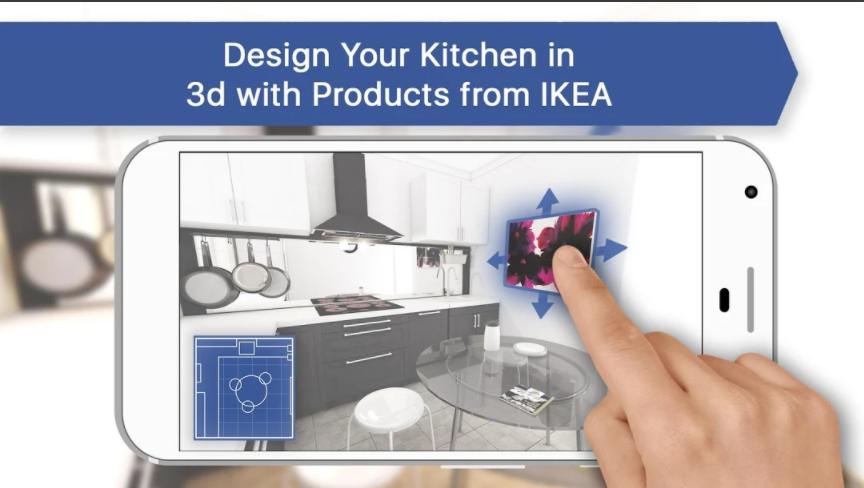 3D Kitchen Design for IKEA: Room Interior Planner APK Download