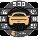 AGAMA Car Launcher APK Download