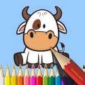 Animals coloring book APK download