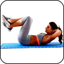 Abs workout at home: how to lose weight in 30 days APK Download
