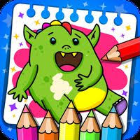 Fantasy - Coloring Book & Games for Kids APK Download