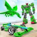 Dragon Robot Car Game – Robot transforming games APK download