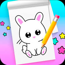 How to draw cute animals step by step APK Download