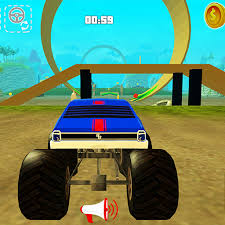 Monster Truck Racing Hero 3D by Kaufcom APK Download