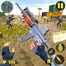 Real Shooting Gun Strike: Counter Attack APK download