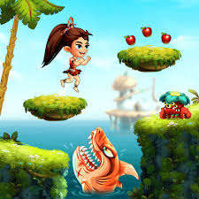 Jungle Adventures 3 - Platformer APK Download