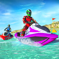 Jet Ski Water Speed Boat Racing APK Download