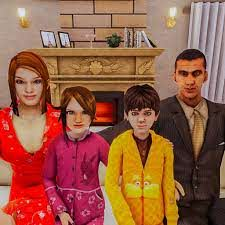 Real Mother Life Simulator 3D - Happy Family Games APK Download