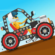 Car Builder and Racing Game for Kids APK download