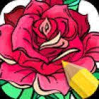Flowers Coloring Books APK download