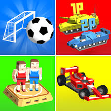 Cubic 2 3 4 Player Games APK Download
