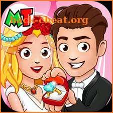 My Town : Wedding Bride Game for Girls APK Download