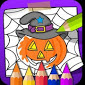 Halloween Coloring Book APK download