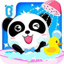 Baby Panda's Bath Time APK download