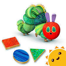 Hungry Caterpillar Shapes and Colors APK download