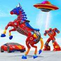 Horse Robot Car Game – Space Robot Transform wars APK Download