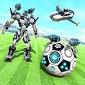 Football Robot Car Transform: Muscle Car Games APK download
