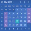 Unlock Calendar Widget Month Agenda V 6.22 APK