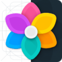 Flora Metallic Icon Pack V 1.8.1 APK Patched