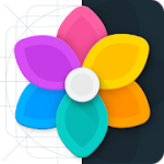 Flora Metallic Icon Pack V 1.8.3 APK Patched