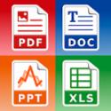 PDF Converter Doc PPT XLSS Text Sound PNG JPG W PPS VV 192 APP
