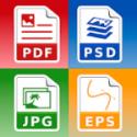 Photo and image converter jpg pdf eps psd png bmp PRO v 96 APK