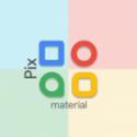 Pix Material Colors Icon Patch V2 APK Patched