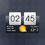 Sense Flip Clock and Weather Premium V 5.82.4 APK