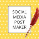 Social Media Post Maker Planner Graphic Design Pro V33.0 APK