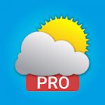 Weather 14 days given Pro V 6.13.3 APA